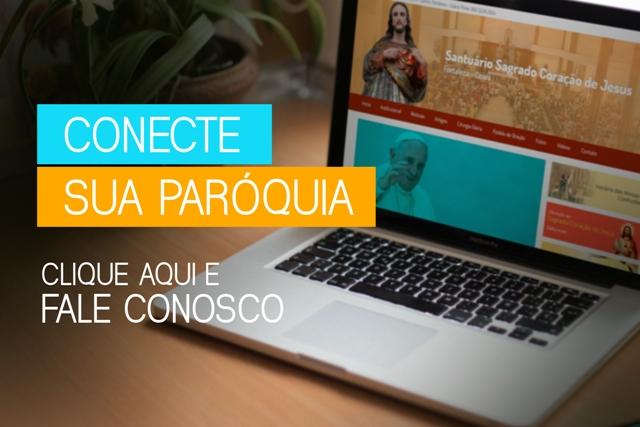 Site para paróquias