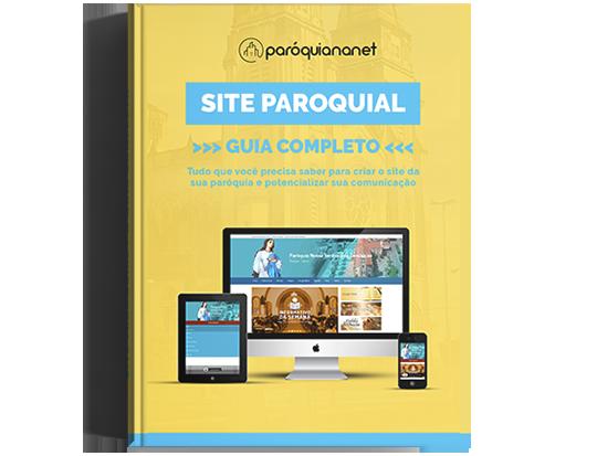 PASCOM: E-book Site para Paróquias